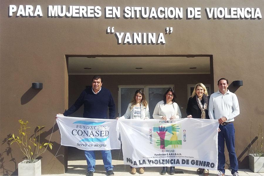 Se realizaron actividades de capacitación en Entre Ríos.
