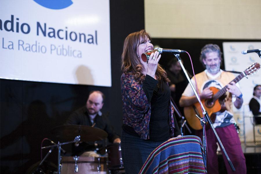 La jornada se realizó el miércoles pasado en Radio Nacional.