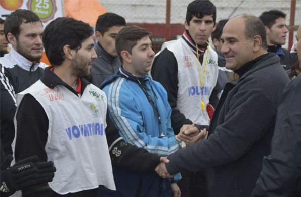 Finalizó el torneo de Fútbol Inclusivo en Tucumán.
