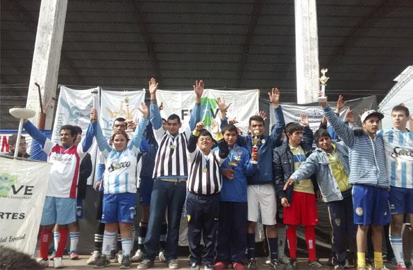 Participaron más de 200 jóvenes y adultos con discapacidad de diversas instituciones locales.