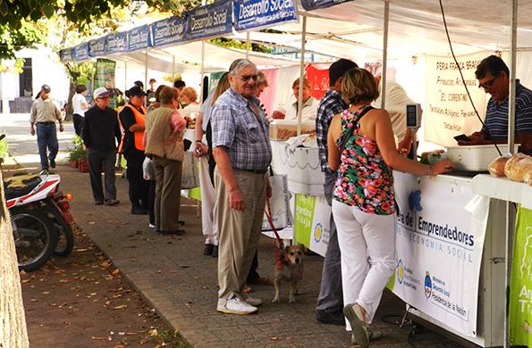 Ferias permanentes en Bragado