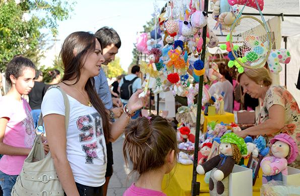 Fue en el marco del Festival de los Carruajes.