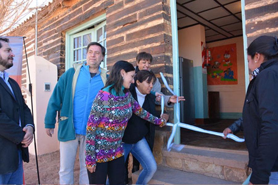 El Centro de Desarrollo Infantil fue inaugurado el 31 de agosto pasado en Salta.