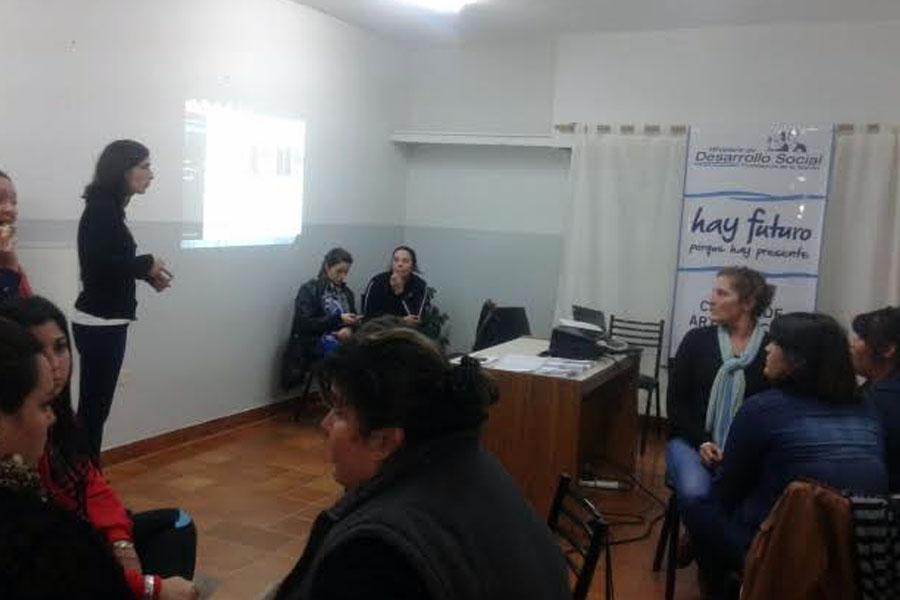 Se realizó el Primer Encuentro de Mujeres Local en Bahía Blanca.