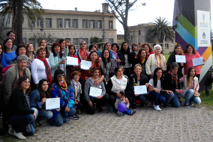 Emprendedores que participaron del DAAS en Mar del Plata