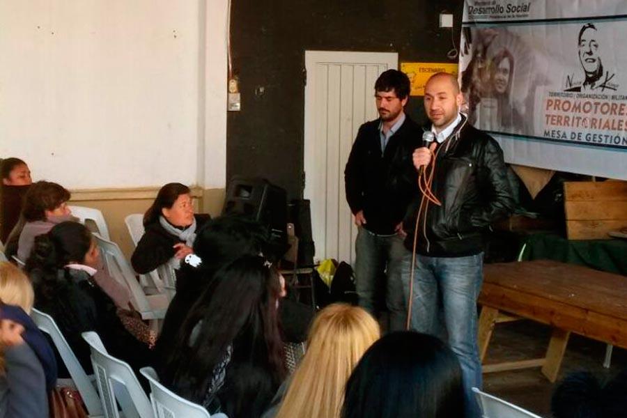 Participó del Foro el coordinador Federal del INAES, Andrés LaBlunda.