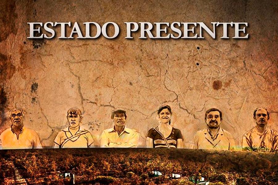 Estado presente en la Tv Pública