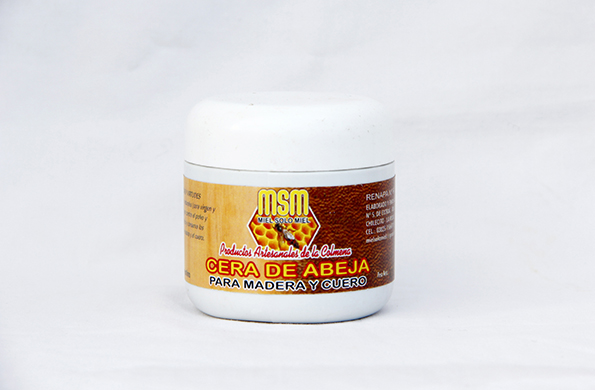 MSM elabora desde miel, jalea real y propóleo, hasta cremas, ceras y cosméticos.