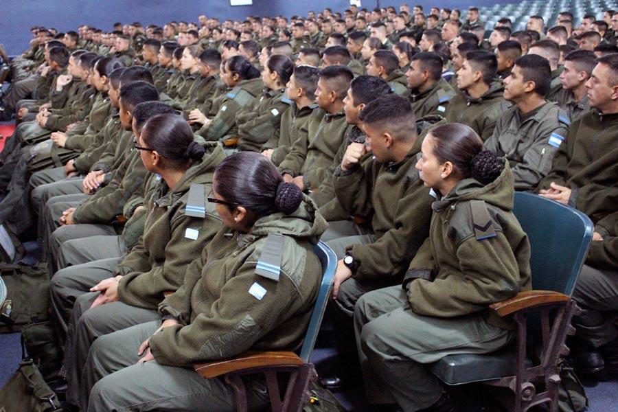 Agentes militares de Campo de Mayo