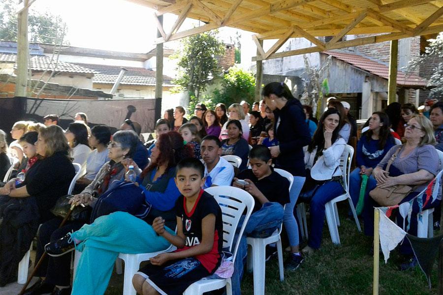 Los niños y adolescentes disfrutaron de una divertida  jornada en Quilmes y Moreno