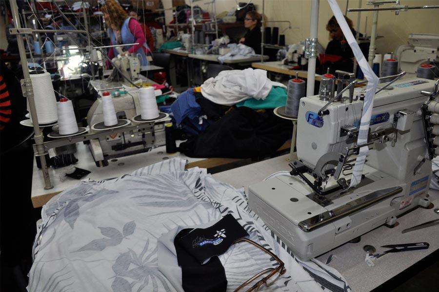 Imagen de la cooperativa textil