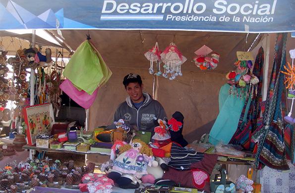 Productos que se comercializan en las ferias permanentes de San Rafael.