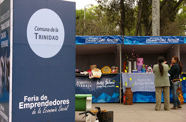 feria permanente en Tucumán