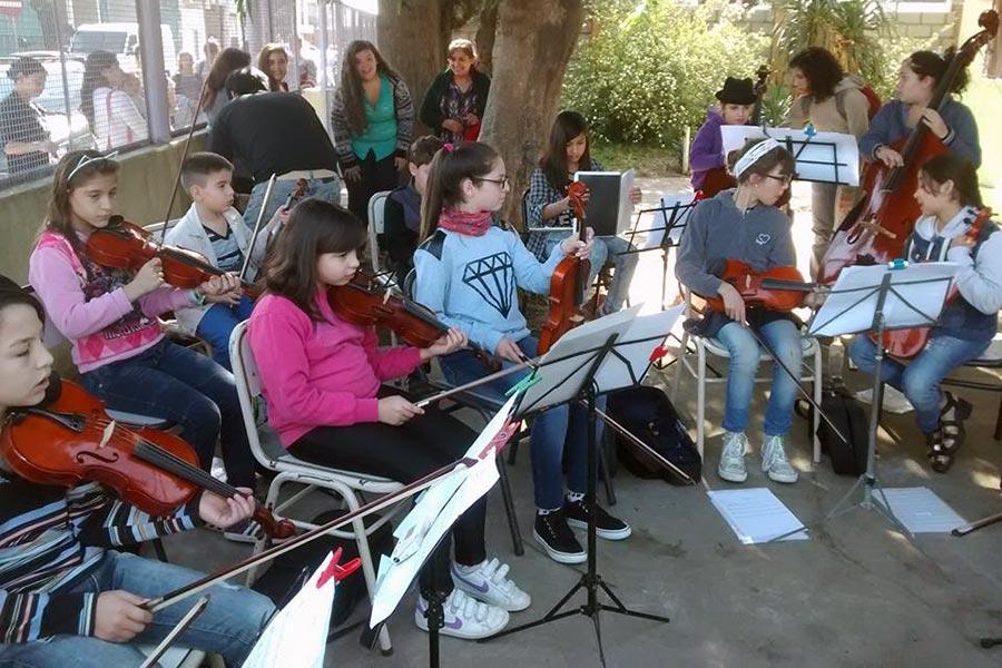 La actividad tuvo lugar en San Isidro y participaron más de 100 personas.