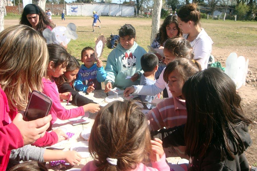 Se realizaron jornadas de abordaje integral en San Pedro y Baradero.