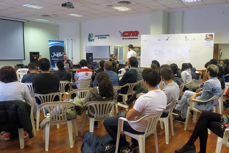 El encuentro tuvo lugar en la ciudad de San Miguel de Tucumán.