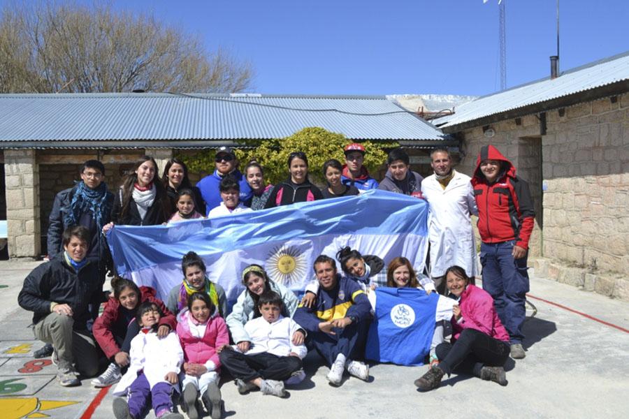 Participaron de la actividad, referentes del CDR de Córdoba.