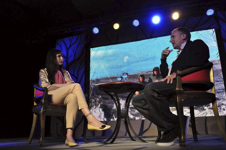 Sofía Gala entrevistó a Miguel Savage.