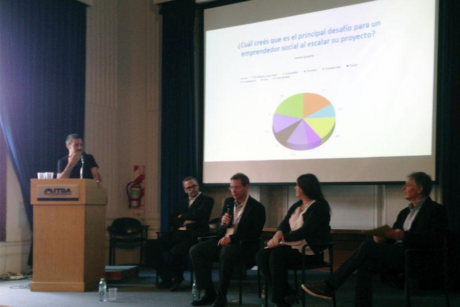 El evento abordó la temática de la inclusión económica en Latinoamérica.