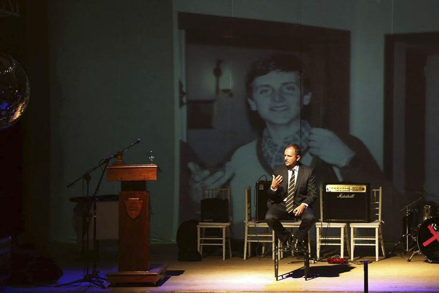 """""""Estado de Mente"""" entrevista a referentes de la juventud."""