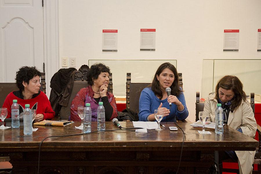Se busca proteger a las mujeres que se encuentran en peligro y fortalecer las redes de apoyo y contención (archivo).
