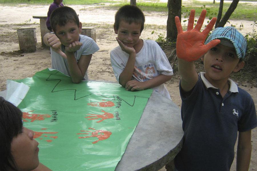 La Ley de Protección Integral de Derechos de Niñas, Niños y Adolescentes celebra sus 10 años en el Centro Cultural Kirchner.
