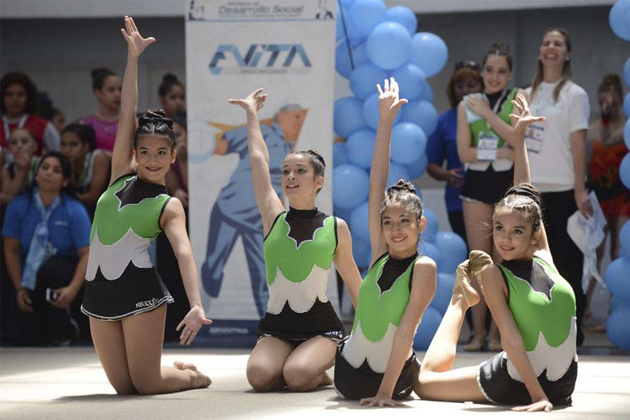Los Juegos Evita recibirán el Premio Democracia 2015.