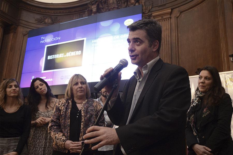 Historias de Género obtuvo el Premio Lola Mora.