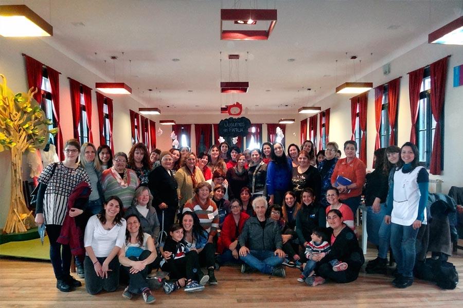 Participantes al evento DAAS