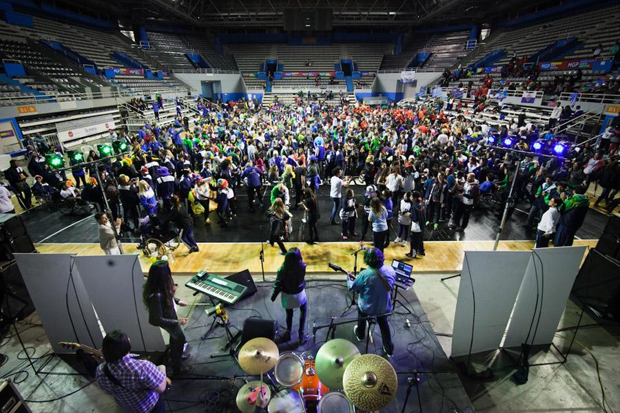 Los Juegos Nacionales Evita son el evento de deporte social que fomenta la inclusión y la participación con igualdad de oportunidades.