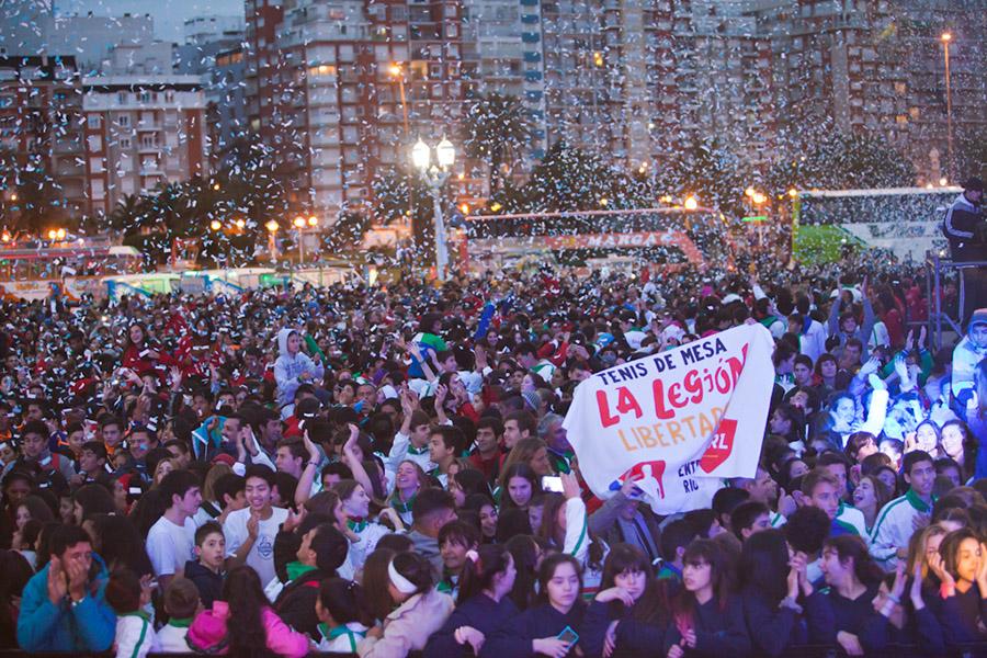 La apertura se realizó en Mar del Plata.