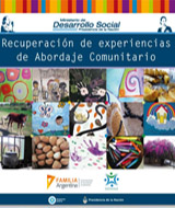 Imagen de Recuperación de experiencias de Abordaje Comunitario