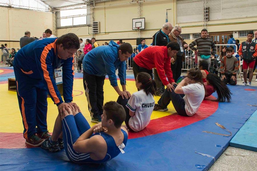 Se realizaron evaluaciones físicas y técnicas con miras a los Juegos Olímpicos de la Juventud Buenos Aires 2018.