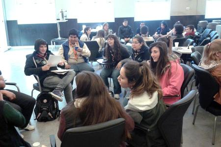 Se realizó un encuentro de formación sobre trastonrno del lenguaje.