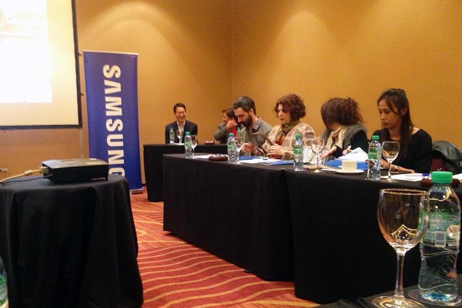 El acuerdo se realizó entre Samsung Electronics y Hábitat para la Humanidad Argentina.