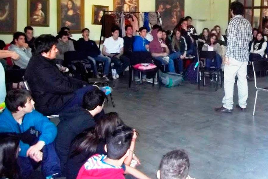 Las dos capacitaciones tuvieron lugar la semana pasada en Río Cuarto, Córdoba.