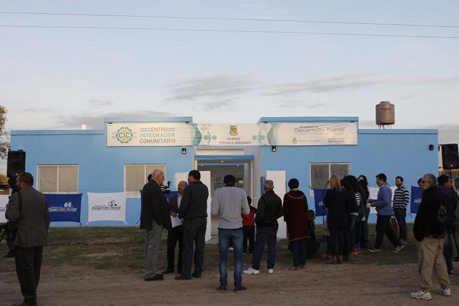 Este CIC se suma a los más de 900 que dependen de la cartera social, distribuidos por todo el territorio nacional.