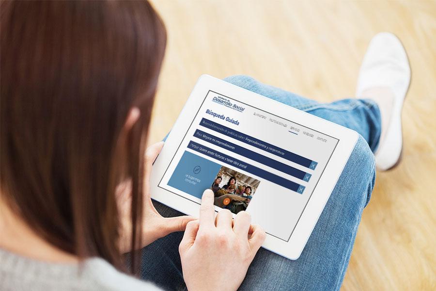 La nueva web respeta los estándares más altos en materia de accesibilidad web.