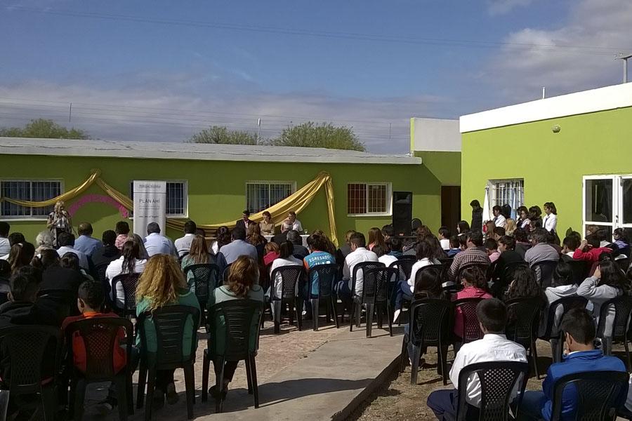 Más de 200 jóvenes participaron de este encuentro.