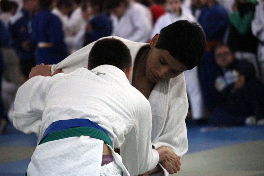 Tuvo la oportunidad de acceder al judo y eso lo ayudó a alejarse de malas influencias.