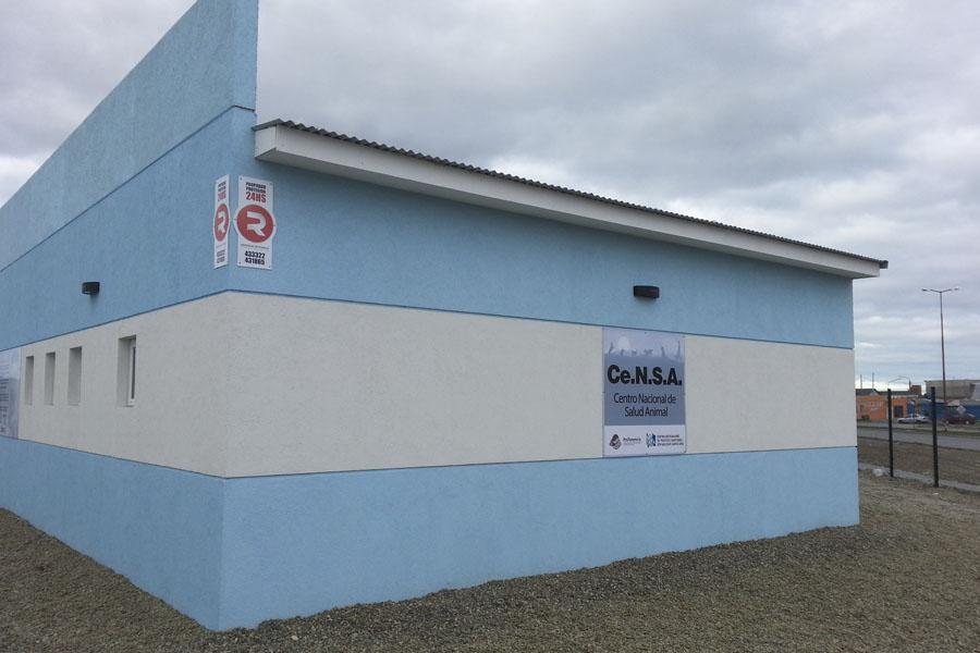 El Centro de salud animal funciona en el marco del programa PROTENENCIA.