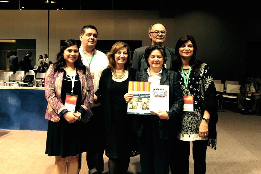 Desarrollo Social participó de la 1º Conferencia Regional sobre Desarrollo Social para América Latina y el Caribe.