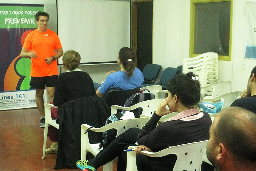 Desarrollo Social acompaña a instituciones deportivas.