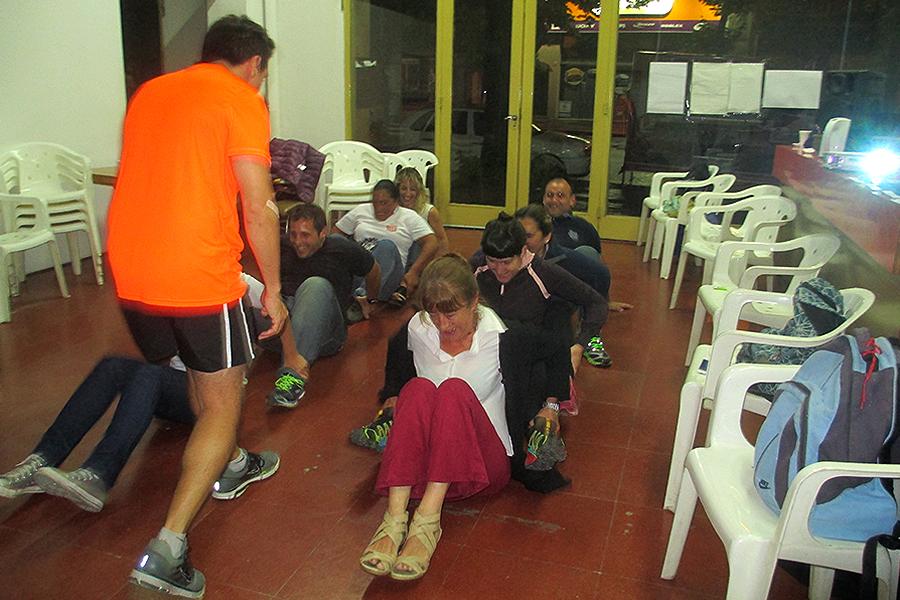 Se organizó una jornada de prevención de adicciones en la localidad de Azul.