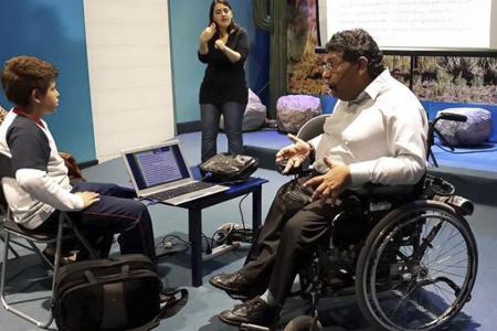 Se llevarán a cabo distintas actividades este jueves en el marco del Día internacional de las personas con discapacidad.