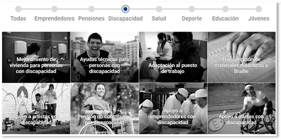 imagen de los trámites de discapacidad