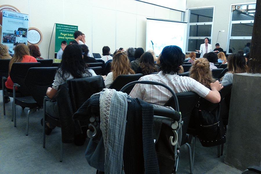 El objetivo fue fortalecer el aprendizaje escolar de personas con discapacidad intelectual.