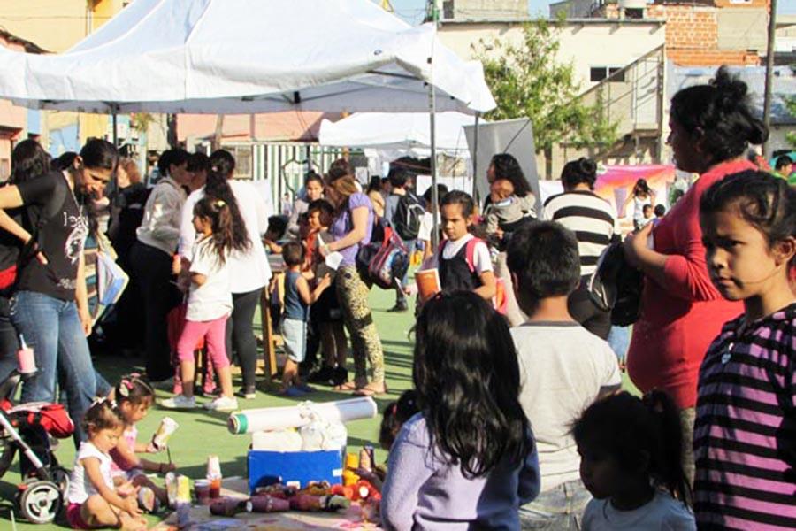 Las actividades tuvieron lugar en Marcos Paz, San Pedro, Quilmes y en la ciudad de Buenos Aires.