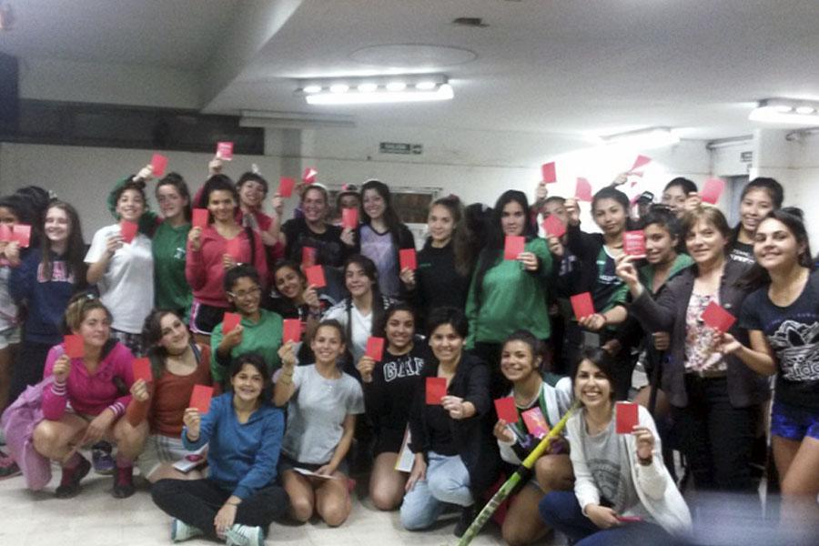 El programa busca la transformación cultural para la erradicación de las violencias de género a partir de la reflexión y el debate ciudadano.