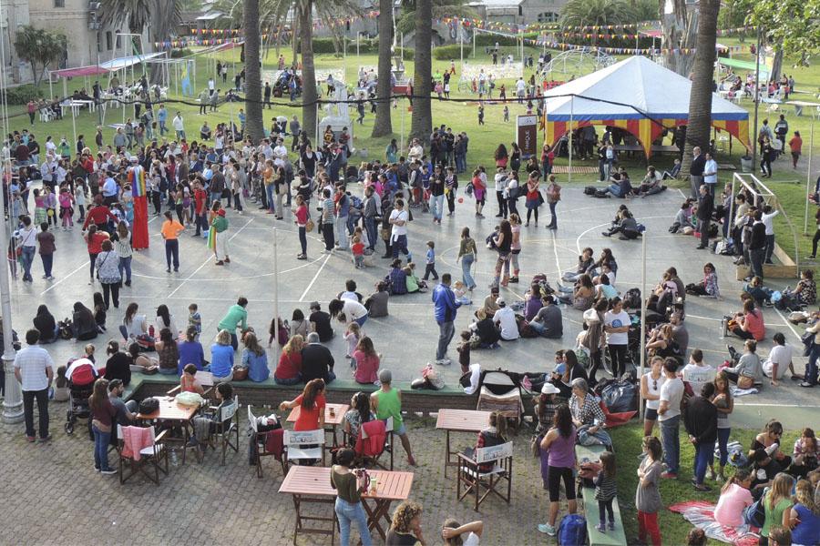 Más de 2000 personas visitaron el Espacio Unzué durante el fin de semana.
